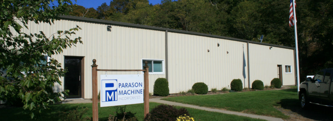 About Parasons Machining