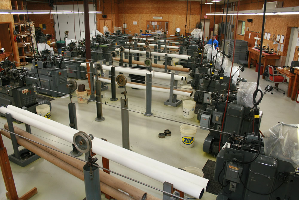 High Performance Plastics Machinists